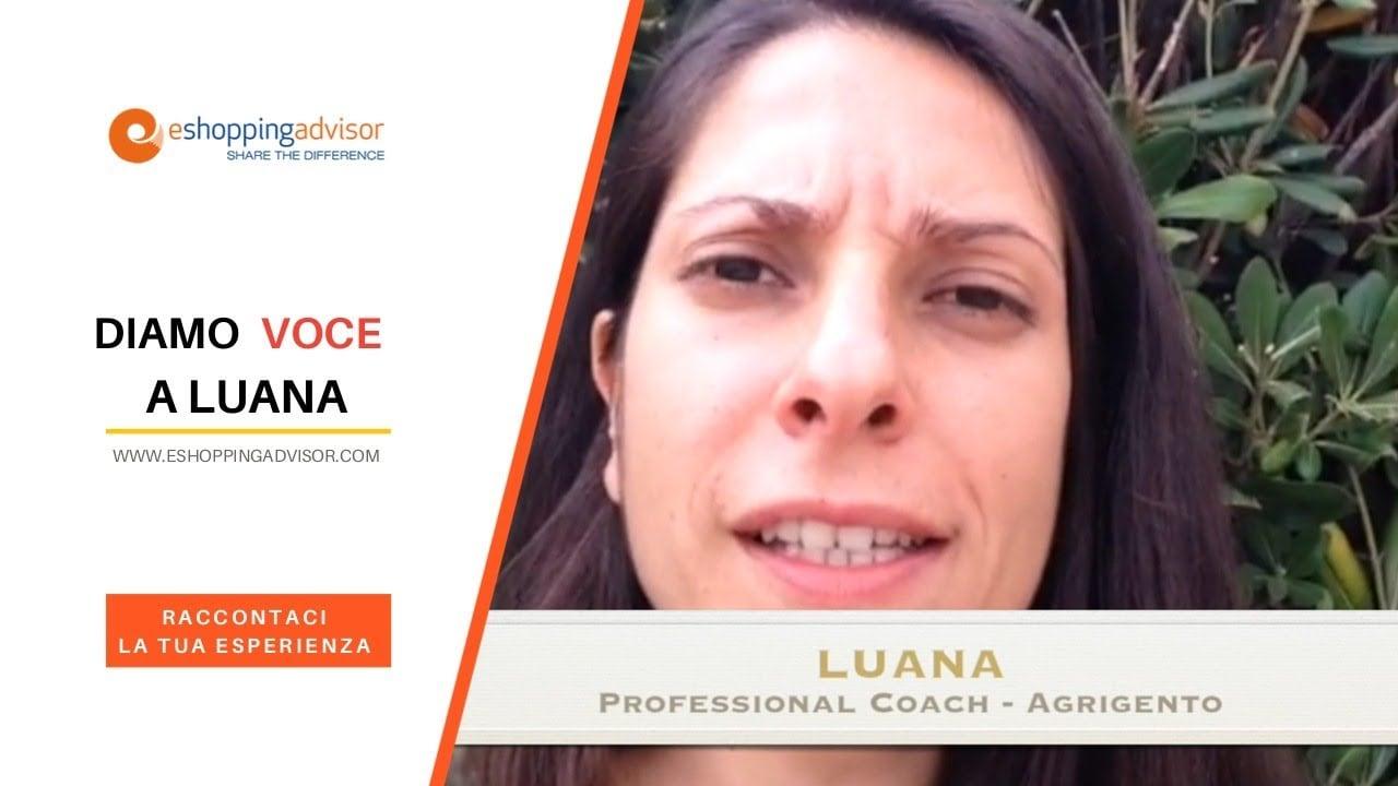 Diamo voce a Luana!