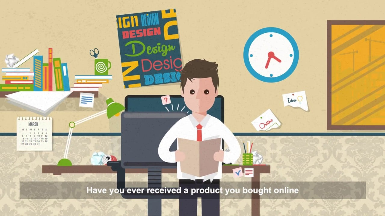Discover the new eShopping experience!