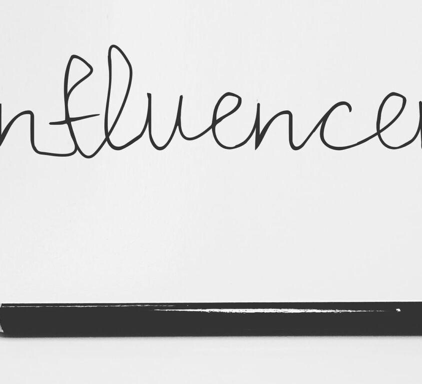 diventa influencer