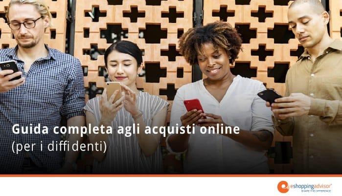 guida agli acquisti online per comprare su internet