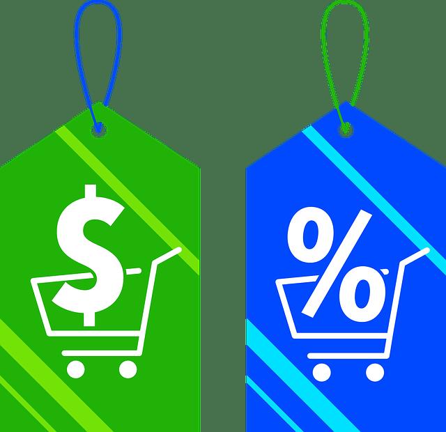 risparmiare con lo shopping online coupon