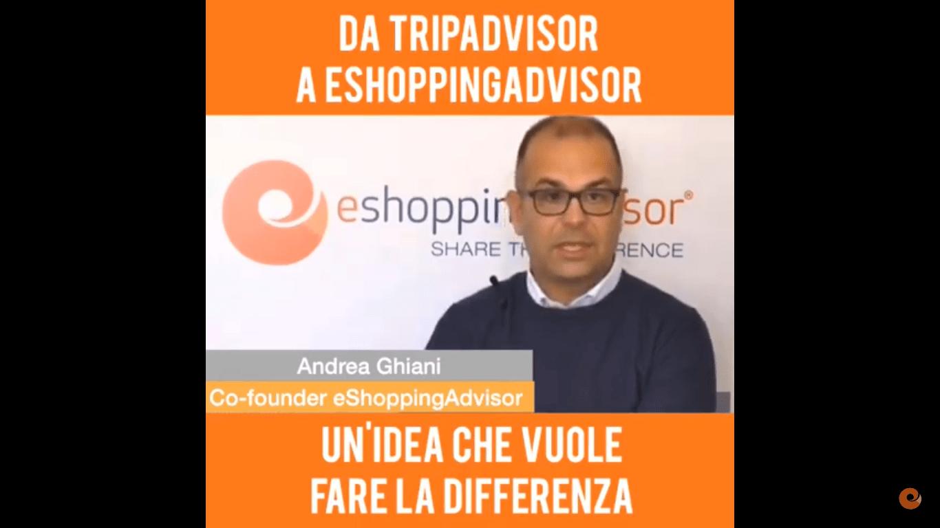 Da TripAdvisor a eShoppingAdvisor – Un'idea che vuol fare la differenza