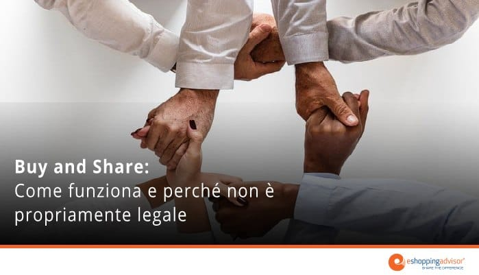 buy and share come funziona