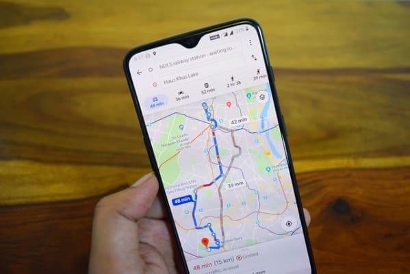 nuove funzioni Google Maps 2020