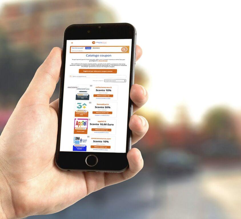 Codici sconto acquisti negozi online verificati
