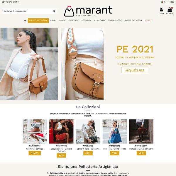 pelletteriamarant.com