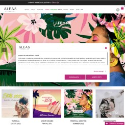 aleascosmetics.com