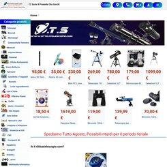 otticatelescopio.com