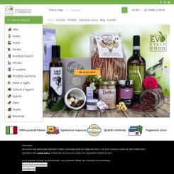 evoitalyfood.com