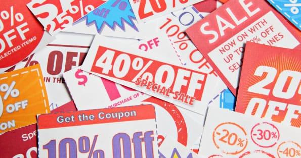 Scopri tutti i coupon sconto e inizia a risparmiare!